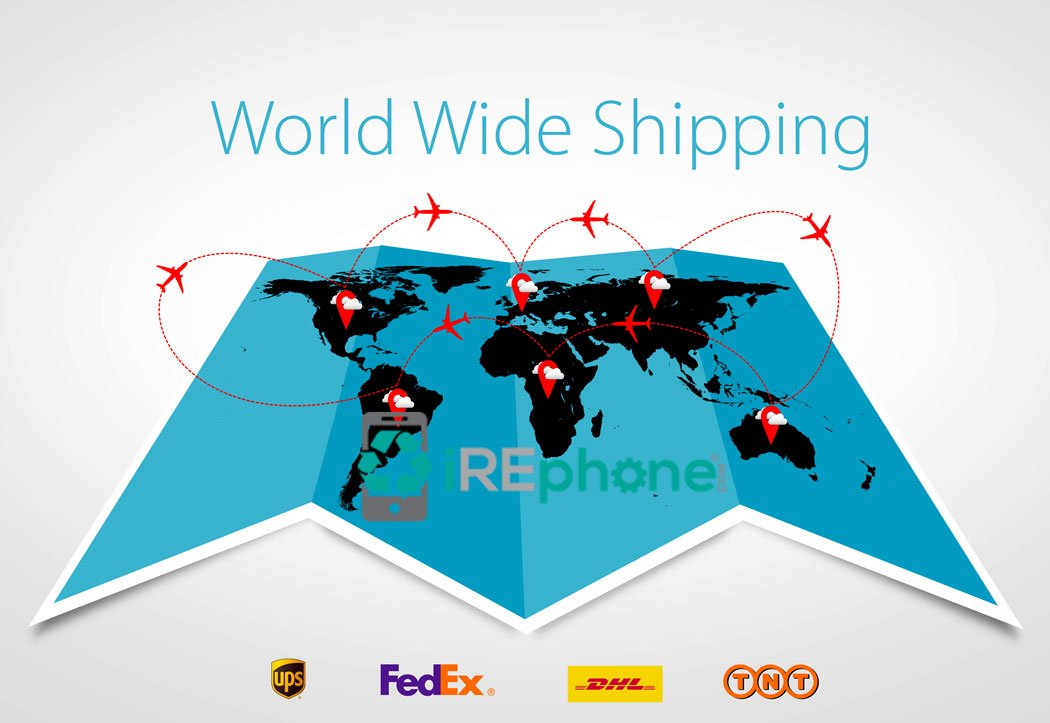 World Wide Express Shipping iREphone